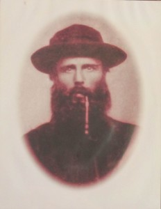 Addison Wheelock, early settler of Almira Township.