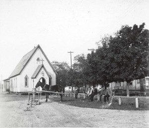 Moving the Episcopal Church, 1891.