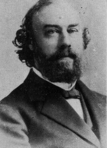 James Morgan, a partner in Hannah, Lay & Company.