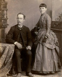 Claribel's parents, Joseph Emanuel Wilhelm and Rose Zimmerman.