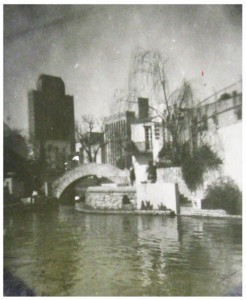San Antonio, February 19, 1943. Pictures are from my album.