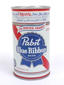 Yep, that Pabst. The beer voted the best at the Columbia World's Exposition in 1893. Frederic Pabst celebrated by tying a blue silk ribbon on each bottle, and ramped up production.