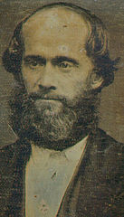 James Jesse Strang, 1856. Image courtesy of Church of Jesus Christ of Latter Day Saints (Strangite).