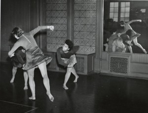 "The modern dance class French missed out on. ""University of Michigan Modern Dance Club; BL006881."" http://quod.lib.umich.edu/b/bhl/x-bl006881/bl006881. University of Michigan Library Digital Collections."