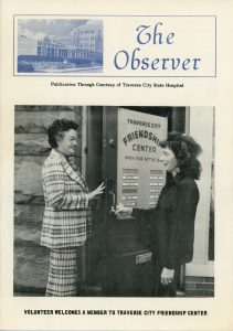 "Image from the cover of the special issue of ""The Observer,"" 1973."