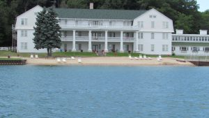 Portgage Point Inn. Image courtesy of the author, August 2016.