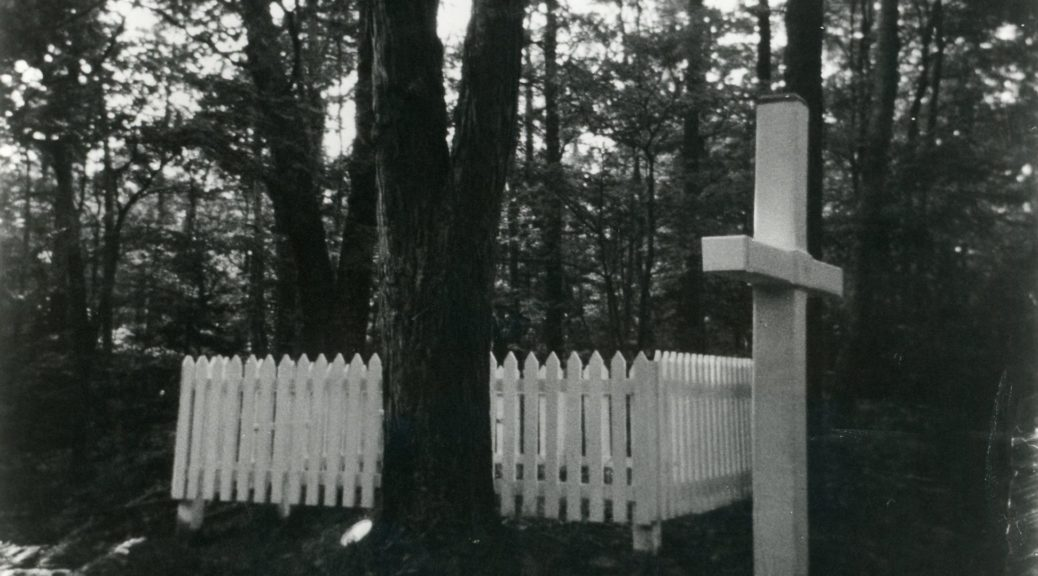 the story of the old wooden cross a leelanau county tale grand